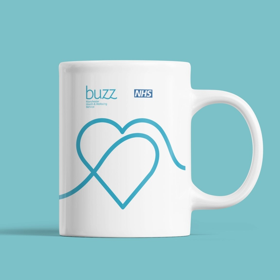 Buzz branding nhs