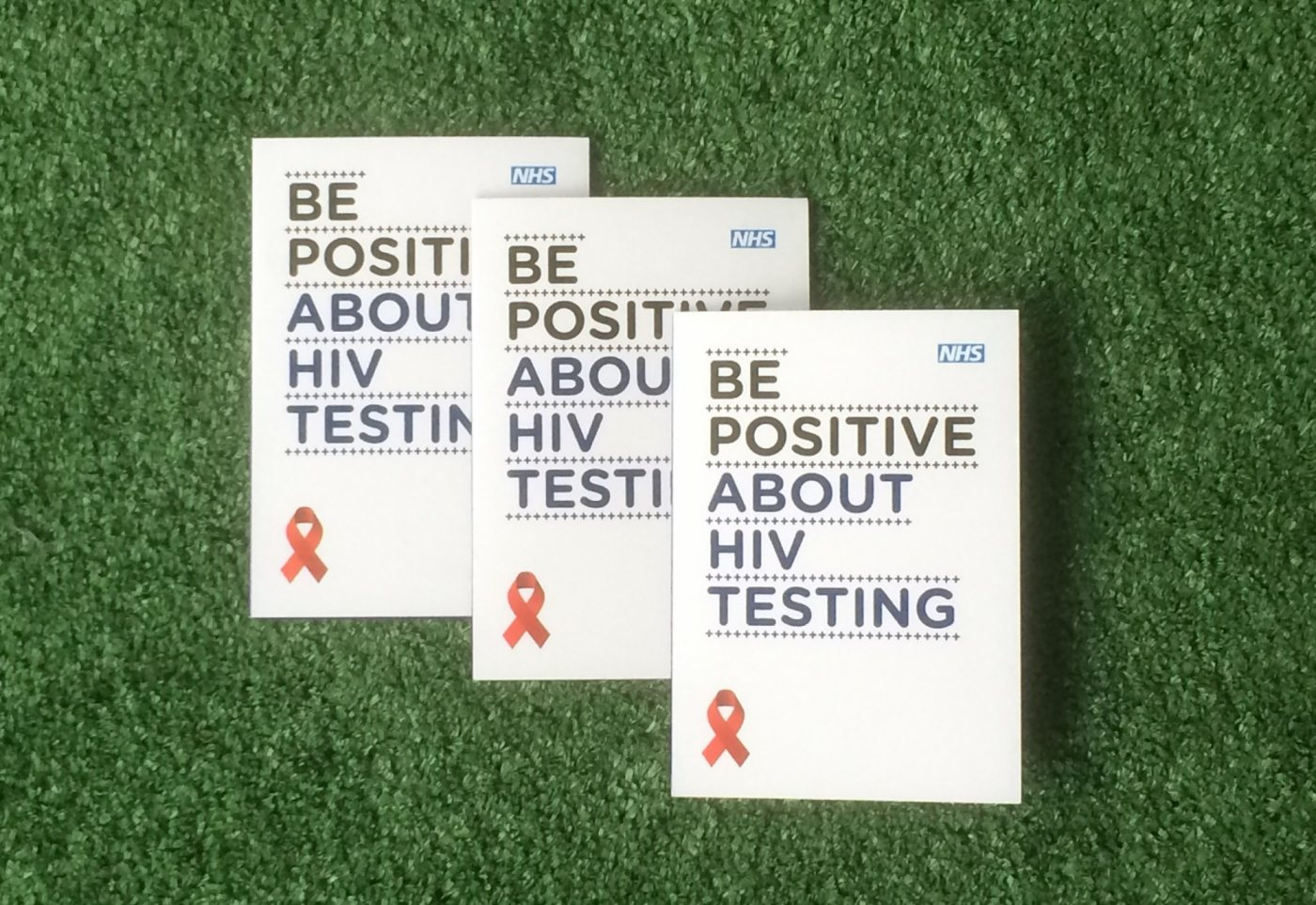 Bepositiveabout HIV