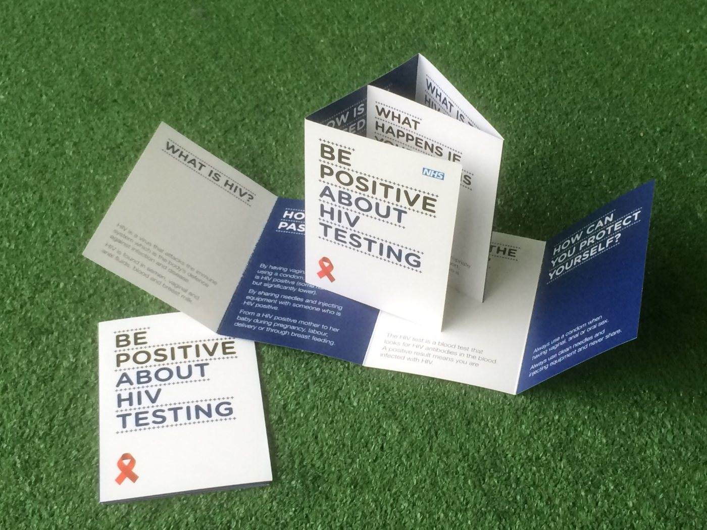 HIV Testing campaign Sunny Thinking 1