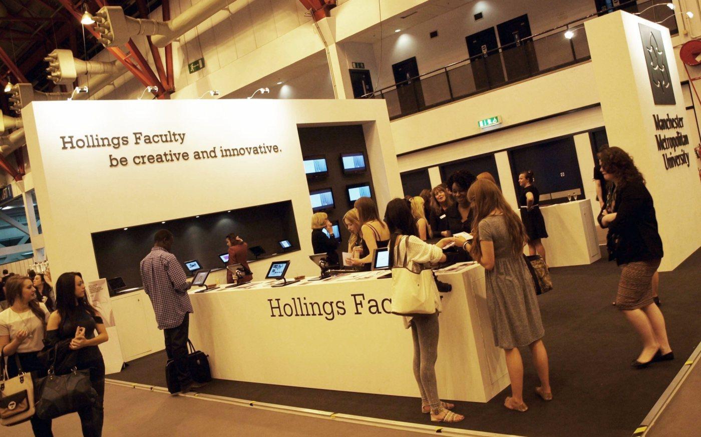 Sunny thinking exhibition stand design MMU