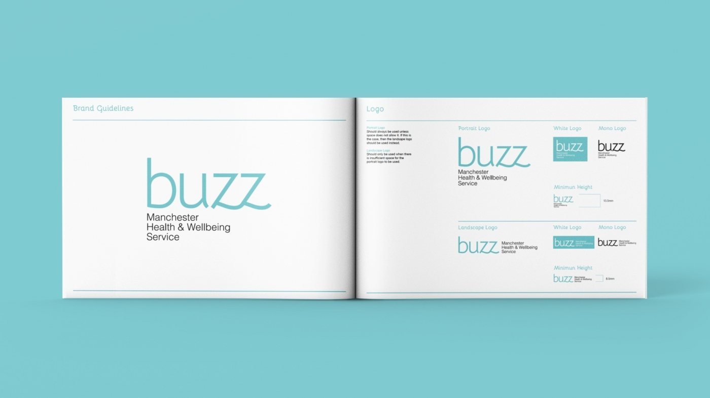 Buzz brandguide