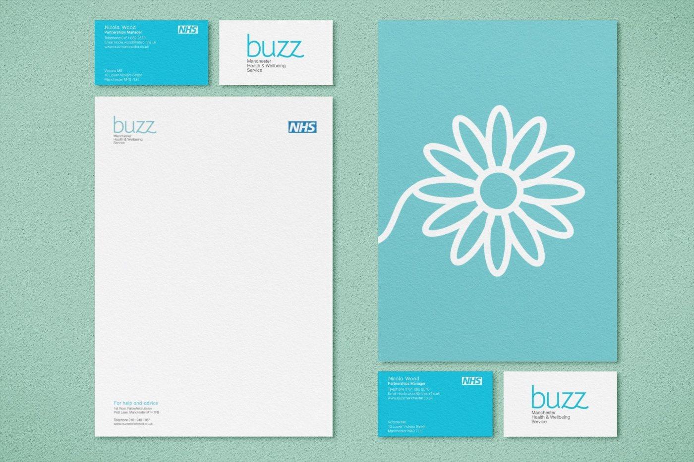 Buzz stationerydesign
