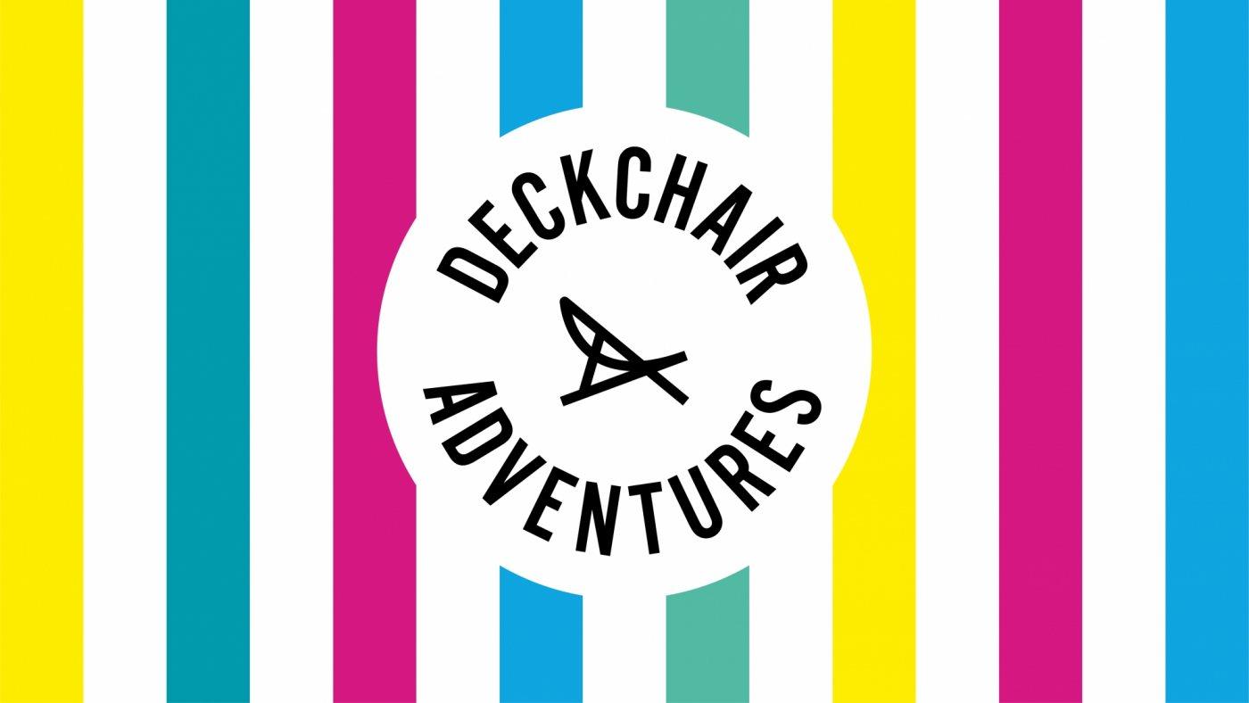 Brand design for Deckchair Adventures