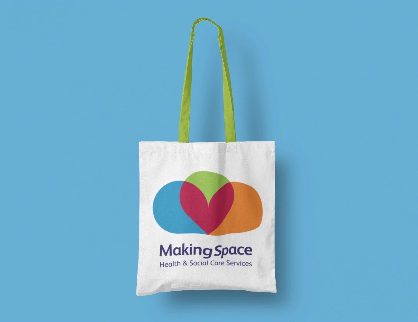 Makingspace branding