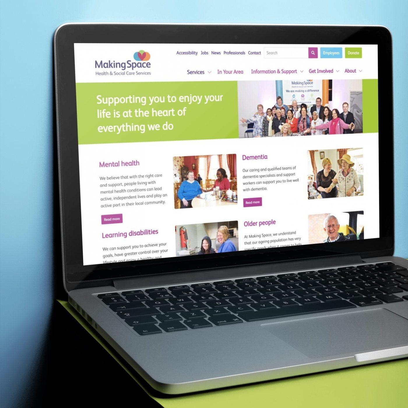 Makingspacewebsite