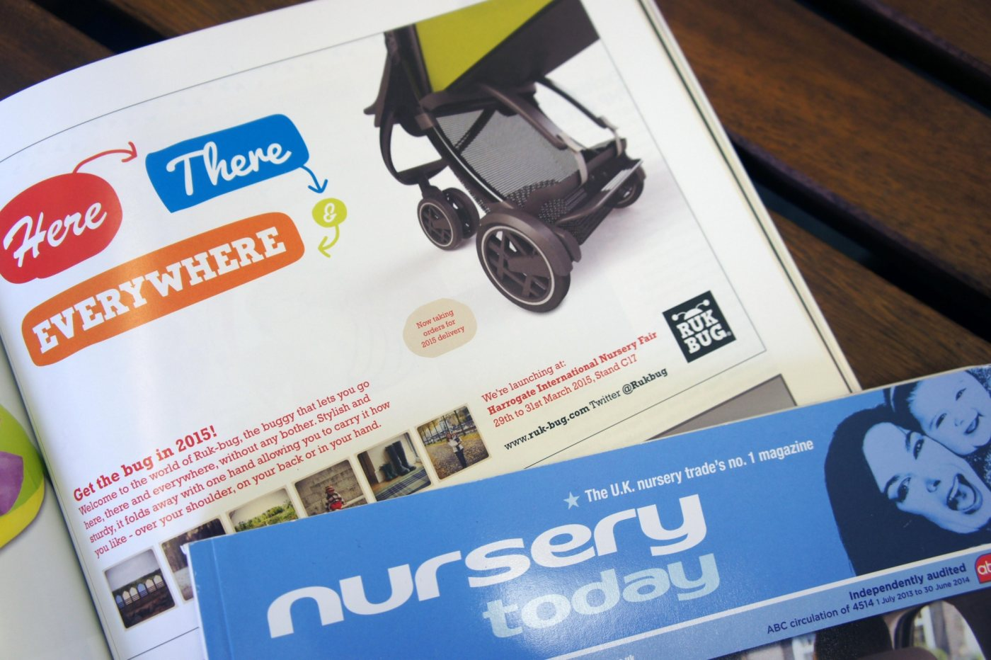 Rukbug nurserytoday sunnythinking