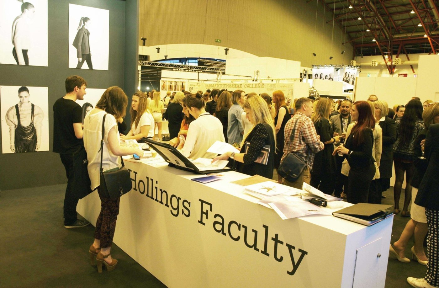 Sunny thinking hollings faculty stand design for gfw