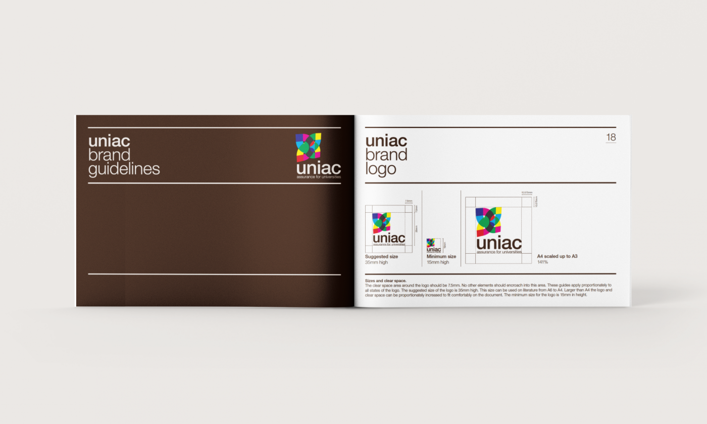 Uniac Branding by Sunny Thinking
