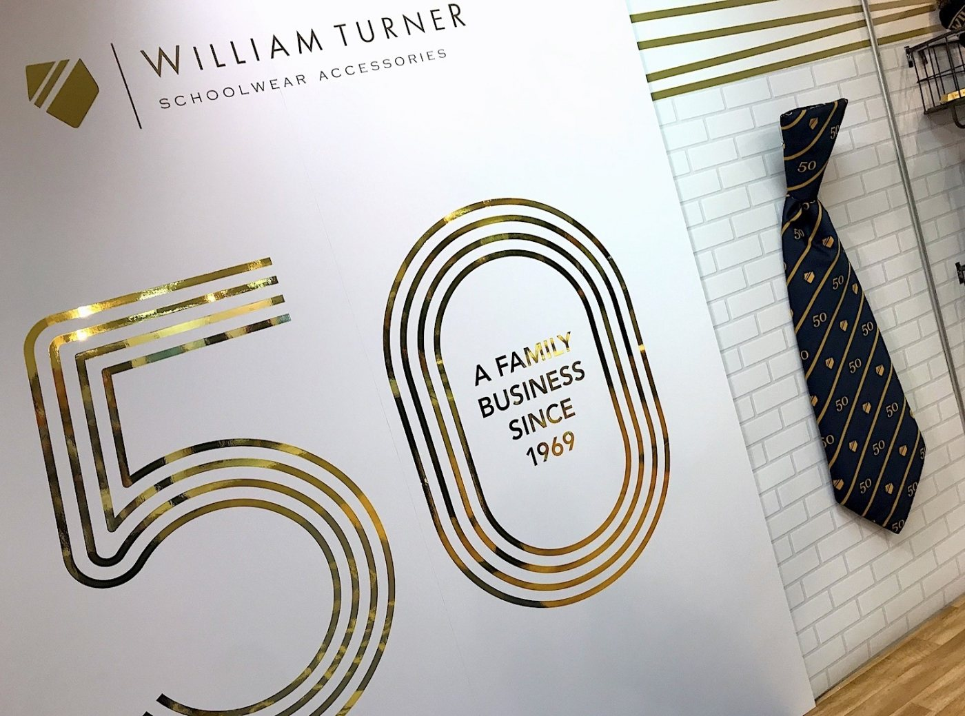 William Turner Schoolwear Show