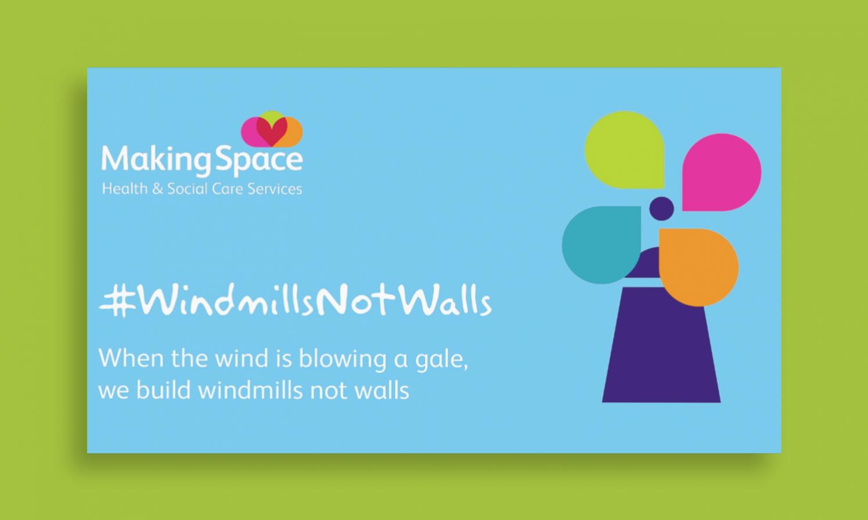 Windmills Not Walls