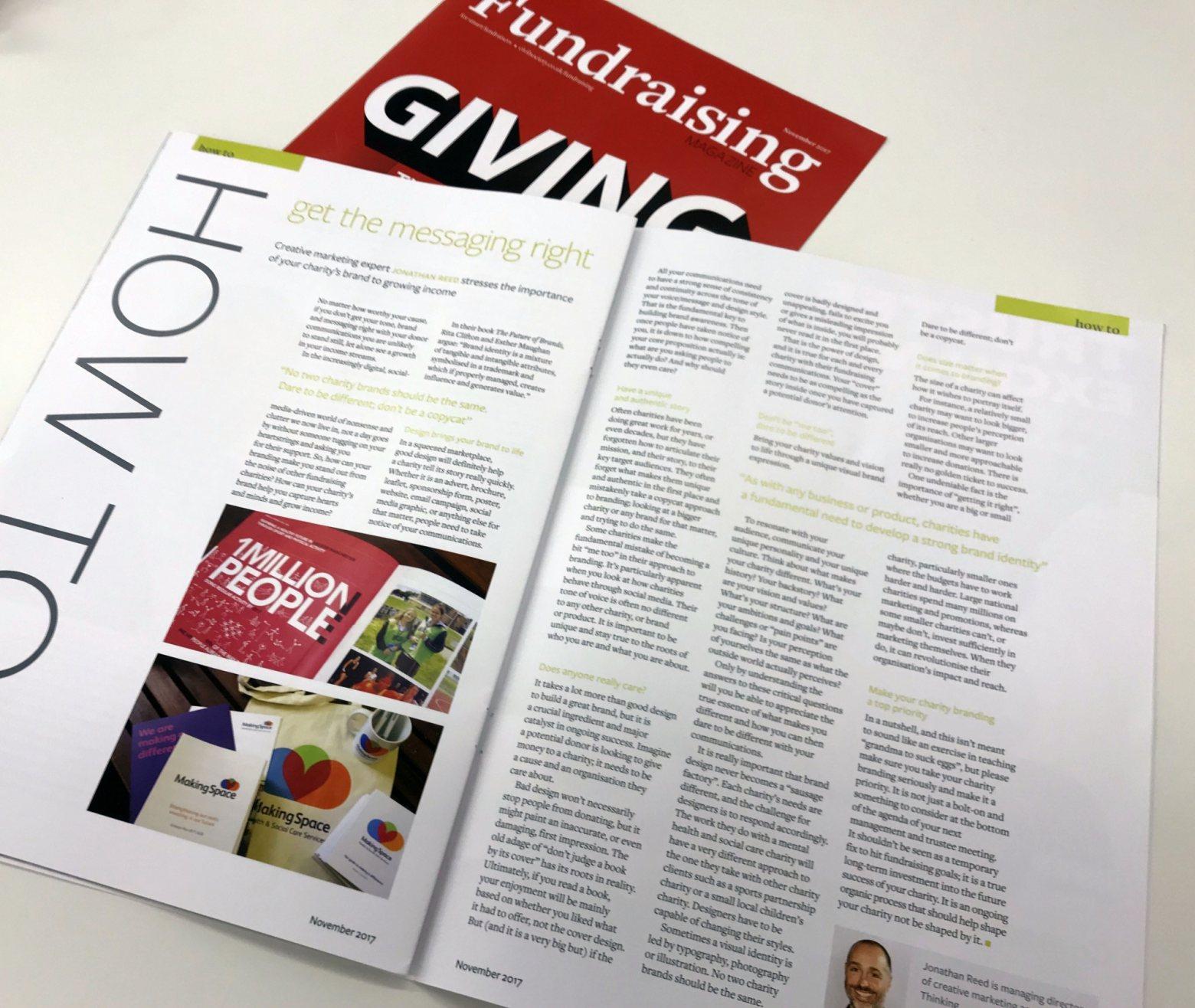 Sunnythinking fundraisingmagazine