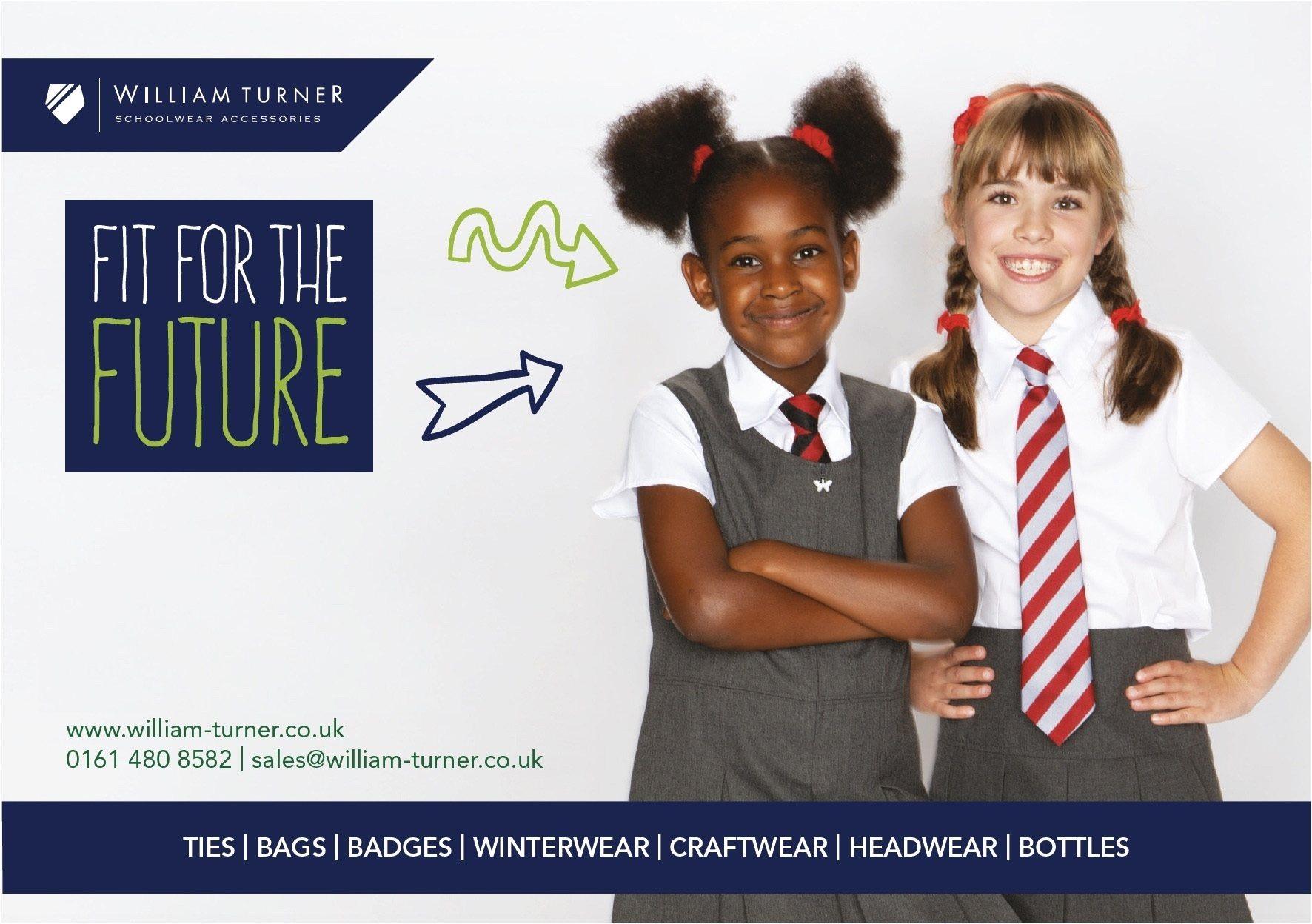 William Turner Advertising Campaign