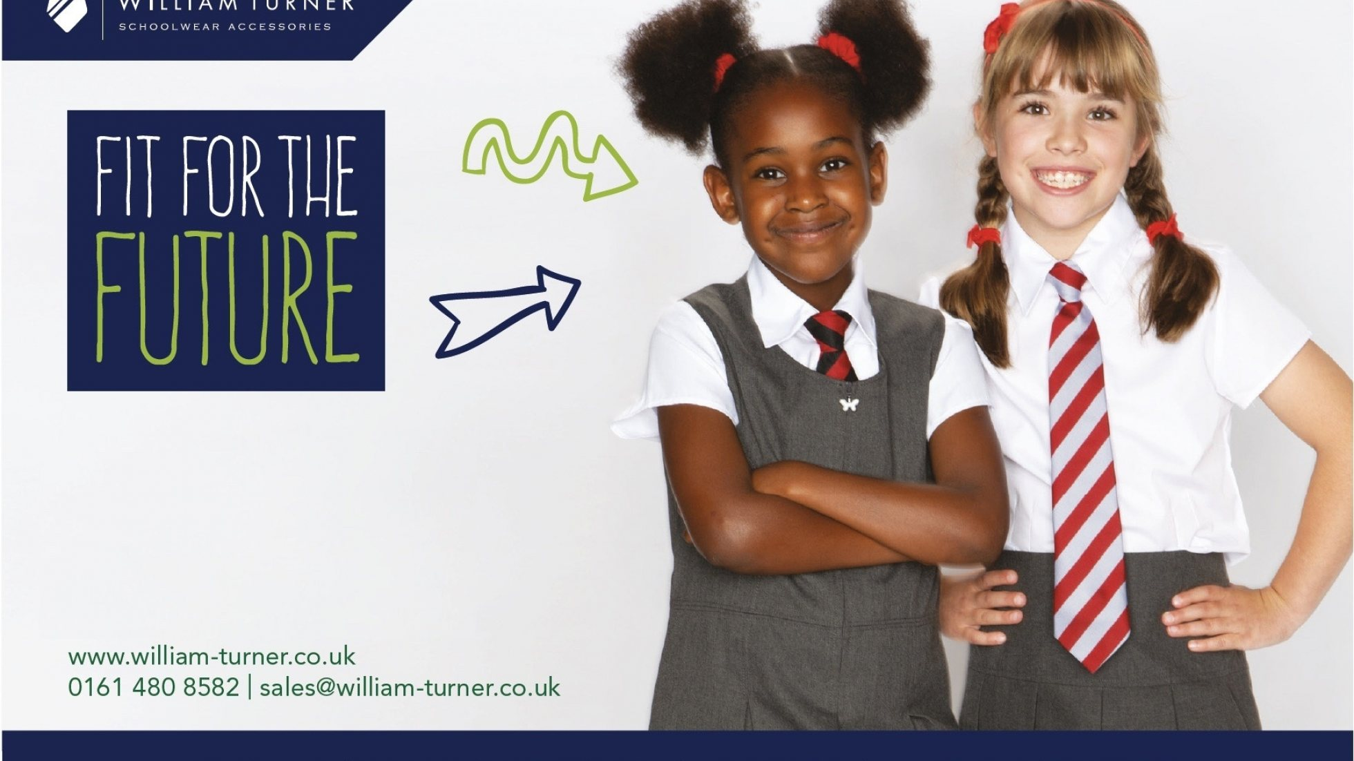 Designing a schoolwear campaign fit for the future
