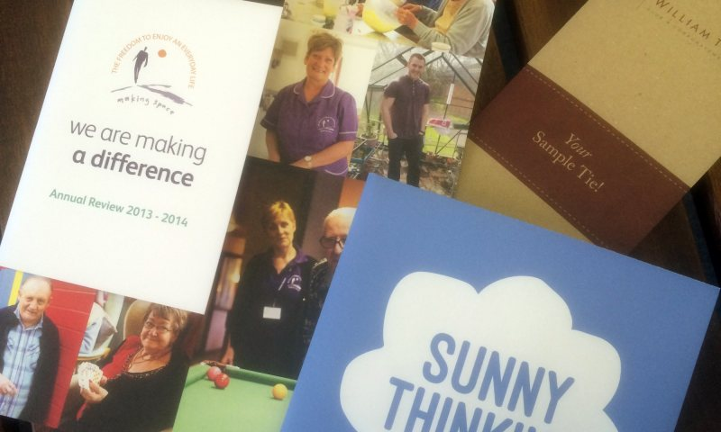 Hat-trick of awards for Sunny Thinking