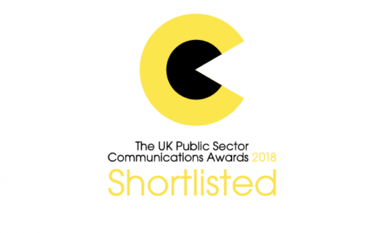 UK Public Sector Communication Awards 2018