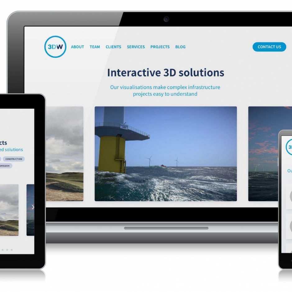 Interactive 3D solutions